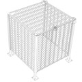 AC Security Cage Expanded Plated