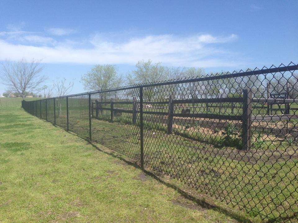 Chain Link Fence Austin