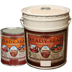 Ready Seal Paint Cans