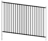 Flat Top Fence Panel